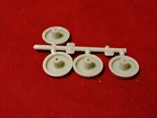 Model Car Parts AMT Wheel Backs 1/25