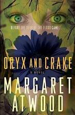 Oryx and Crake Margaret Atwood PB 2004 9780385721677