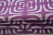 5 Yard Indian Floral Print Hand Block Jaipuri Fabric Cotton Pink Coloured