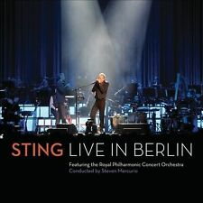 Sting Live In Berlin [CD / DVD Combo], Decca CD 2010