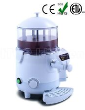 Hot Chocolate Dispenser CE Electric beverage ABS PC Bain Marie coffee Mixer New
