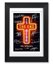 THE LEFTOVERS CAST SIGNED POSTER PRINT HBO TV SERIES SEASON PHOTO AUTOGRAPH GIFT