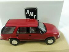 AMT Ertl 7032EO 1995 Chevrolet Blazer Apple Red Collector's Item