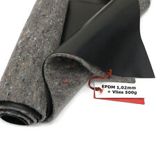 EPDM Pondgard Pool Liner 1,02 MM Incl. Fleece V500 Width 7,62 M - Length Choice