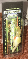 Intruder Baits 2 Inch Ridge Runner Fishing Lure NIP