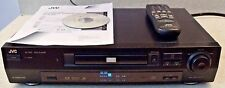 JVC XV-525BK DVD Player w/Remote & Instruction Manual on CD