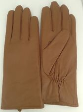 Women's CHARTER CLUB by MACYS LEATHER-CASHMERE-WOOL XXL Gloves - $75 MSRP - 20%