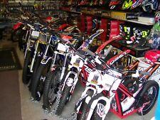 "125 200 250 300 sherco Trials Road Bike GasGas Beta Scorpa TLR Oset 12.5 16"" 20"""