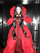 HAUNTED BEAUTY VAMPIRE BARBIE DOLL GOTHIC HALLOWEEN NRFB WITH SHIPPER