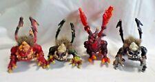 Mega Blocks Dragons Smoke Fire Ice Monster Beasts