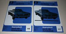 Reparaturanleitung Ford Mustang Mustang I, Falcon, Comet + Fairlane auf DEUTSCH