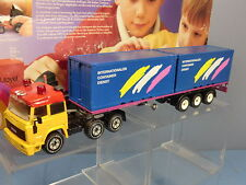 SIKU  MODEL No.3424 MERCEDES CONTAINER TRUCK   VN MIB