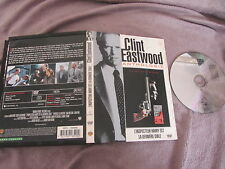L'inspecteur Harry est la dernière cible/Dirty Harry 5 avec Clint Eastwood, DVD