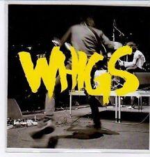 (BQ263) The Whigs, Kill Me Carolyne - 2010 DJ CD