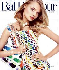 BAL HARBOUR Magazine Spring 2014 MAGDALENA FRACKOWIAK Maryna Linchuk - OOP!