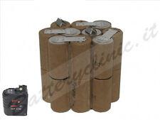 Batteria per trapano Bosch 2607335215 24V Ni-Cd 2000 mAh. kit AUTO INSTALLAZIONE