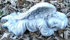 "latex /w plastic backup angel mold 6"" L x 3""W x 3""H"
