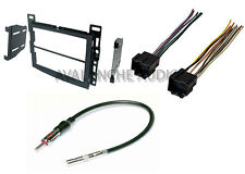 HHR 2006-2011 Double DIN Car Stereo Radio Dash Install Kit W/ Wire Harness Set