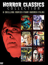 Horror Classics Collection (The Curse of Frankenstein / Dracula Has Risen from t