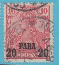 GERMAN OFFICES IN THE TURKISH EMPIRE 26  NO FAULTS EXTRA FINE