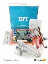 DFI ITOX CA101-D CA1012-071G | Socket P (mPGA478MN) Intel Mini-ITX Motherboard