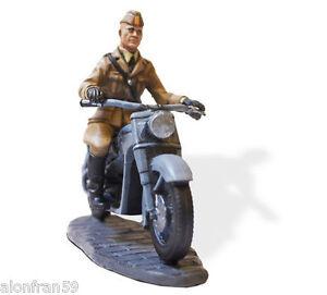 LEAD SOLDIERS MOTORCYCLE -Condor Legion, BMW R35 -SMI030