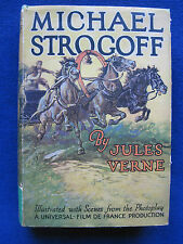 MICHAEL STROGOFF by JULES VERNE Vintage Photoplay of the Silent Adventure Film