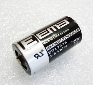 1PC x New 3.6V 2100mAh ER17335 Battery Non-rechargeable Li-ion