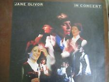 Jane Olivor poster