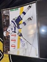 Mikhail Sergachev Signed Autographed 11x14 Tampa Bay Lightning Stanley Cup Champ