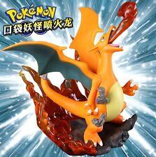 Anime Pocket Monster Pokemon Go Charizard Toy Figure Doll New in Box