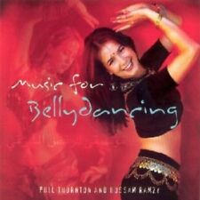Thornton, Phil & Ramzy, Hossam-Music for bellydancing CD NUOVO OVP