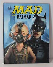 FRENCH MAD Présente Batman Urban Comics HC Hardcover Book USED