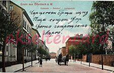 Vor 1914 Ansichtskarten aus Hessen für Architektur/Bauwerk und Eisenbahn & Bahnhof