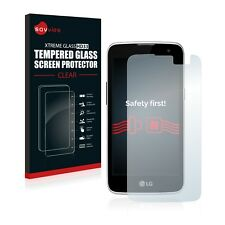 Savvies Tempered Glass Screen Protector for LG K4 LTE