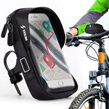 Wasserdichte Fahrrad Halterung für alle Apple iPhone 360° Lenker Fahrrad Tasche