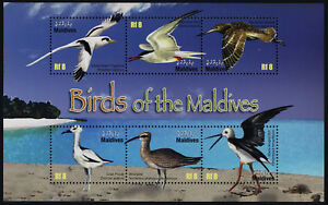 Maldives 3007-8 MNH Birds