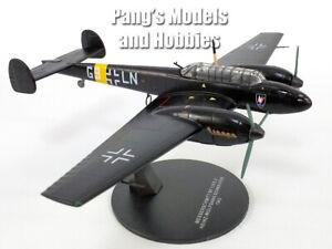 Messerschmitt Bf-110 (Bf-110E) German Bomber 1/72 Scale Diecast Model - Atlas