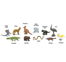Mojo Animal Planet Hyaenodon Gigas juguete de plástico sólido criatura prehistóricos Nuevo