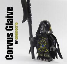 LEGO Custom - Corvus Glaive - Marvel Super heroes mini figure thanos black order