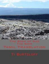 The Book of Gad the Seer : Tamil Translation by Ti Burtzloff (2015, Paperback)