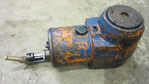 """Felco Hydraulic Jack 20 Ton Precision 3.375"""" Lift Low Clearance Machinery Move 3"""