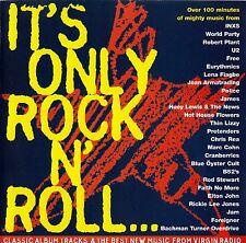 IT'S ONLY ROCK 'N' ROLL... BUT WE LIKE IT! - VIRGIN-RADIO VOL. 1 / 2 CD-SET