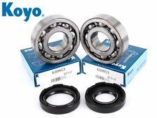 Yamaha DT 400 1975 - 1978 Koyo Mains Crank Bearings & Oil Seal Kit