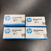 HP 952 Cyan Yellow Magenta Black Instant Ink Cartridges