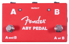 More details for fender® 2-switch aby pedal, red