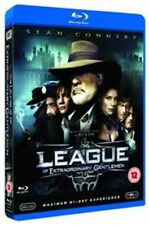 League of Extraordinary Gentlemen 5039036032131 With Sean Connery Blu-ray