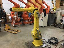 Fanuc M16ib20 Fanuc Robot Welding Robotfanuc 120ibe Rj3ib Control