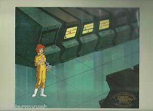 TEENAGE MUTANT NINJA TURTLES Rare Production Animation Cell APRIL O'NEIL