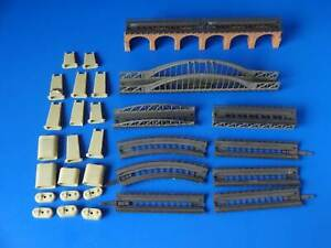FALLER Z - Stone Arch bridge, Bridges, Rampes and Pillars - mini-club / EXC